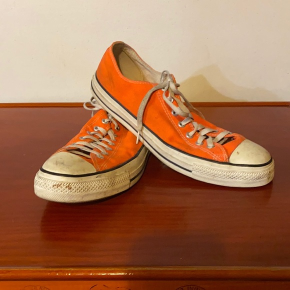 Vintage converse sneakers size 13